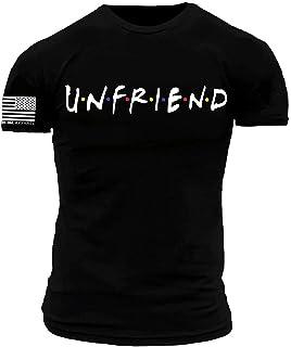Unfriend Friends on Social Media Black Premium Athletic Fit T-Shirt