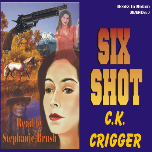Six Shot audiobook cover art