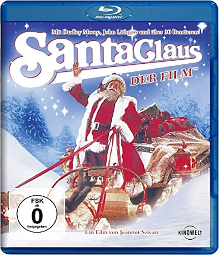 Santa Claus - Der Film [Blu-ray]