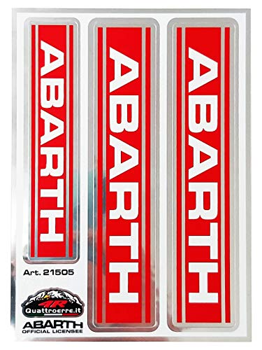 Abarth 21505 Aufkleber