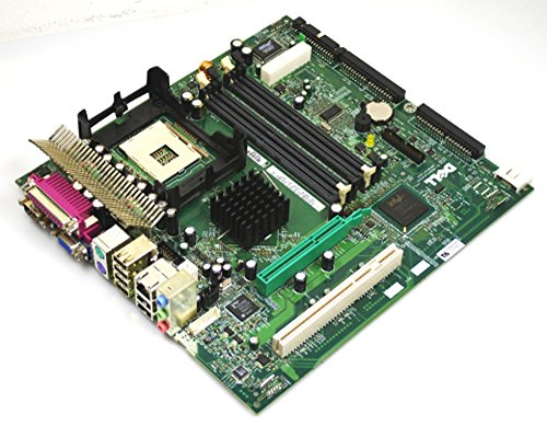 Dell 0 N6780 N6780 0 N6016 N6016 Board for GX270 Intel Socket 478 PCI-X IDE Bulk Mainboard WITHOUT ACCESSORIES