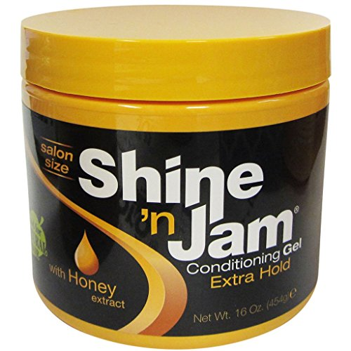 Shine N Jam Shine N Jam Conditioning Extra Hold With Honey, 16 Oz