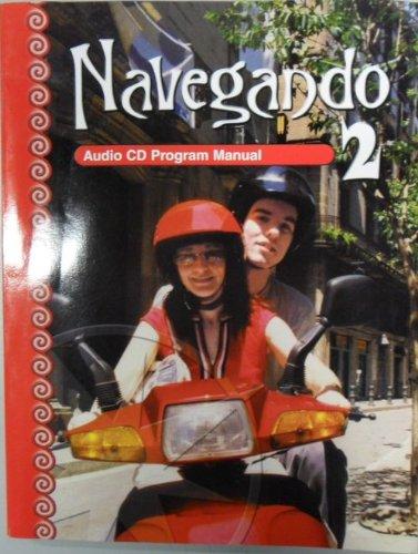 Audio CD Program Manual (Navegando 2)