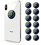 TAGCMC Protection Sticker for Cell Phone, for Smart Phone, Laptops, Tablets, iPad, All Devices -12 Pack!