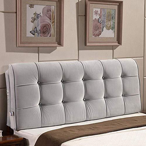 Hoofdbordkussen De fantastische rugleuning-rugkussens voor bed en bank (maat: 120 cm 47 inch) 180 cm.