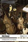 Introducción a la música (El libro de bolsillo - Humanidades)