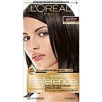 L'Oreal Paris Superior Preference Color Care System Dark Ash Brown (並行輸入品)