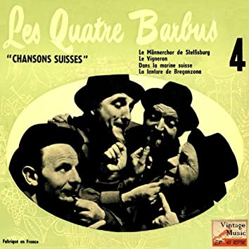 Vintage French Song No. 133 - EP: Chansons Suisses