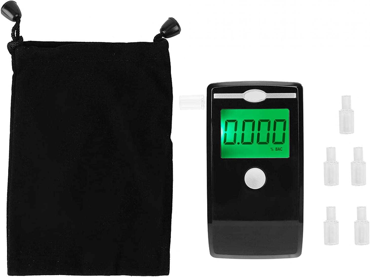 Digital Alcohol Breath Easy-to-use Popular brand in the world Tester Analyzer Te