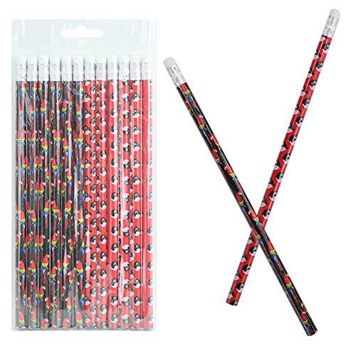 Piraten Bleistifte im 12er Pck