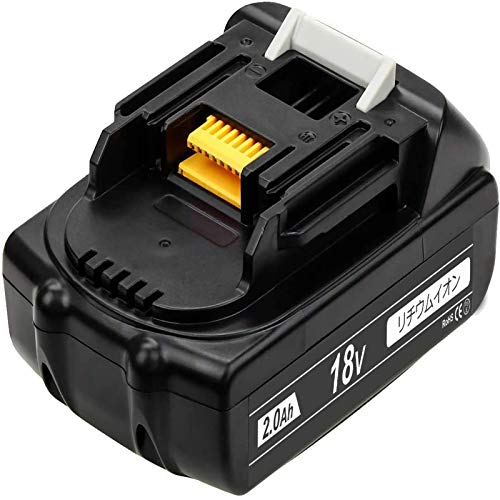 OKEY 互換マキタ18vバッテリー BL1820 マキタ互換バッテリー18v マキタバッテリー2.0Ah 18v マキタバッテリー BL1860bB BL1860 BL1850 BL1840 BL1830 BL1815 BL1820B BL1890対応