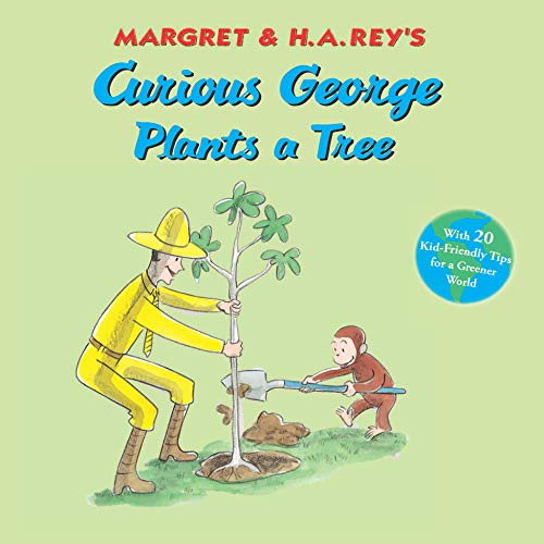 Curious George Plants a Tree (English Edition)