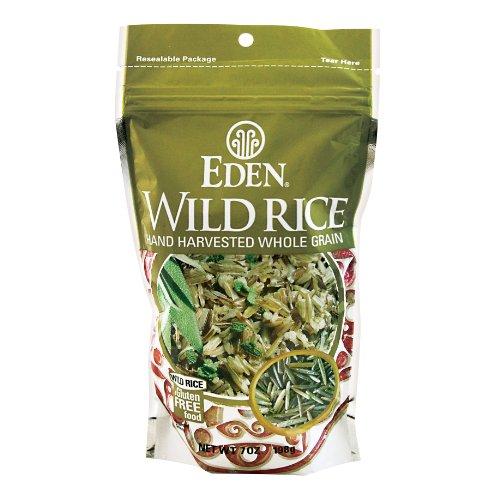 Eden Foods Wild Rice 7 oz 198 g