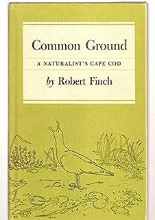 Common ground, a naturalist's Cape Cod