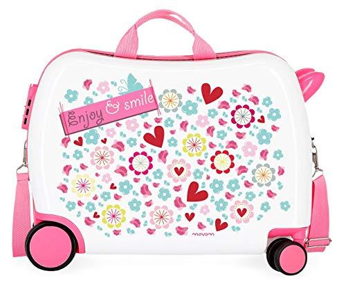 MOVOM Happy Time Kindergepäck 50 centimeters 34 Mehrfarbig (Multicolor)