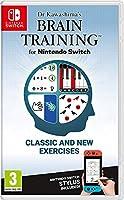 Dr Kawashima's Brain Training (Nintendo Switch) (輸入版)