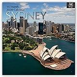 Sydney 2020 - 16-Monatskalender: Original The Gifted Stationery Co. Ltd [Mehrsprachig] [Kalender] (Wall-Kalender) - The Gifted Stationery Co. Ltd