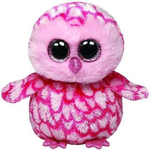 Ty Beanie Boos Rosay Rosa Barn Owl Plush by Ty Beanie Boos