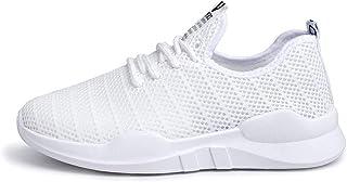 Zapatillas Deportivas de Mujer Correr Gimnasio Casual Zapatos para Caminar Mesh Running Transpirable Ligero Comodos Respir...
