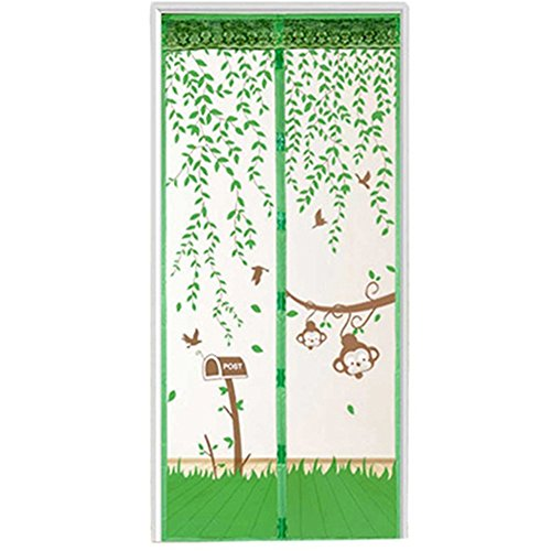 Gemini _ Mall magnetico Flying Insect Door Screen mesh tenda zanzariera