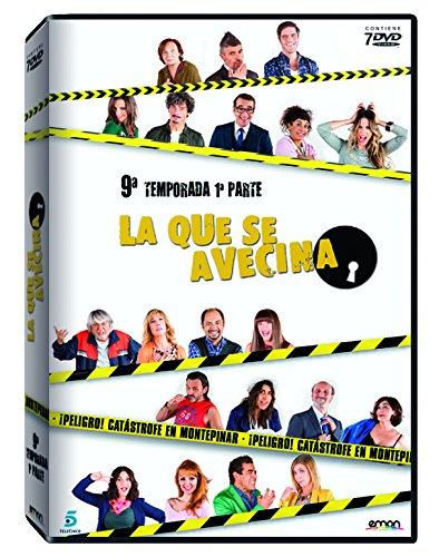 La Que Se Avecina - Temporada 9 (Primera Parte) [DVD]
