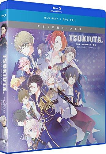 TSUKIUTA ANIMATION CS ESNTLS BD+FD SUB [Blu-ray]