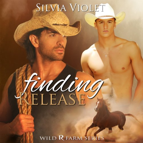 Finding Release audiobook cover art