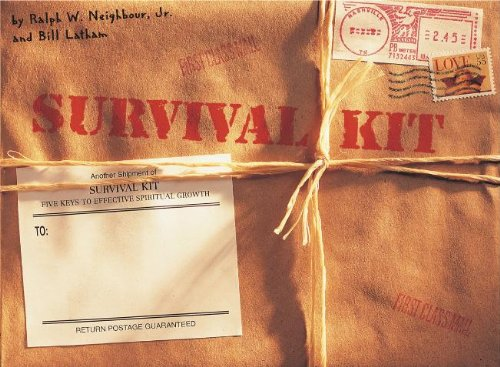 Survival Kit: 5 Keys to Effective Spiritual Growth