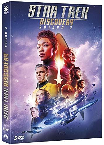 Star Trek - Discovery - Saison 2 [Francia] [DVD]