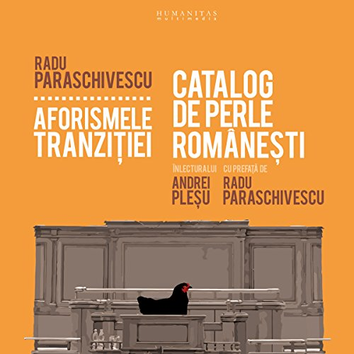 Aforismele tranzitiei audiobook cover art