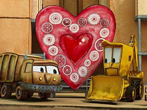 Liebesgrüße aus Go City / Das Herz von Go City