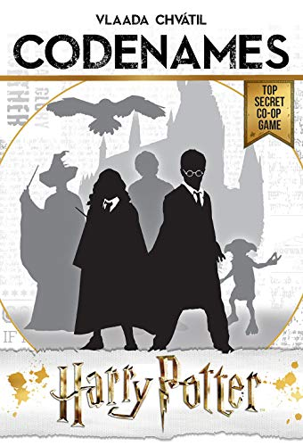 CODENAMES: Harry Potter Board Game | Based on Harry Potter Films | Officially Licensed Harry Potter Game | Harry Potter Merchandise