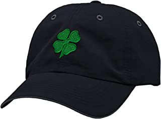 Custom Richardson Running Cap Four Leaf Clover Embroidery Design Polyester Hat