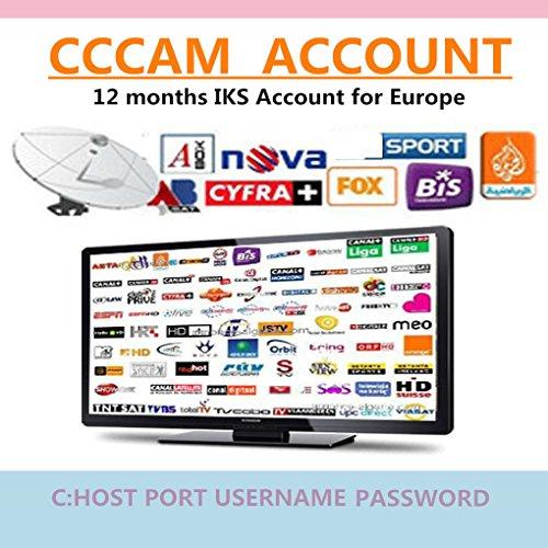 En Zylon-Seller le damos 12 meses cccam 1 año Europa 2 Clines para un perfecto funcionamiento suscripción HD Soporte España Alemán Polonia UK para todos los decodificadores …