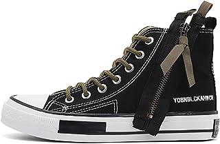 RAZAMAZA Women Casual High-Top Canvas School Shoes