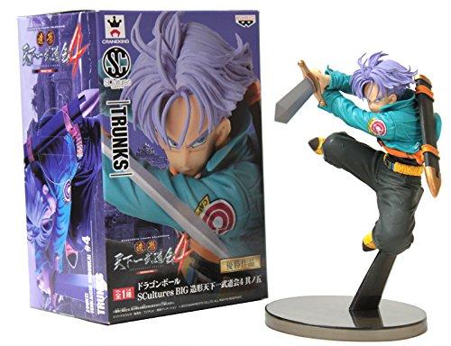 Banpresto Figura de acción Dragon Ball Z Scultures 49090 4