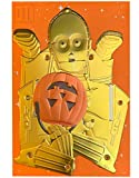 Papyrus Halloween Cards - Disney Star Wars Poseable C-P30, 1 Each