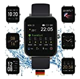 SOUCCESS FITNESSUHR MIT Full Touch Display, SMARTWATCH