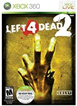 New Electronic Arts Left 4 Dead 2 First Person Shooter Xbox 360 Stats Rankings And Awards System