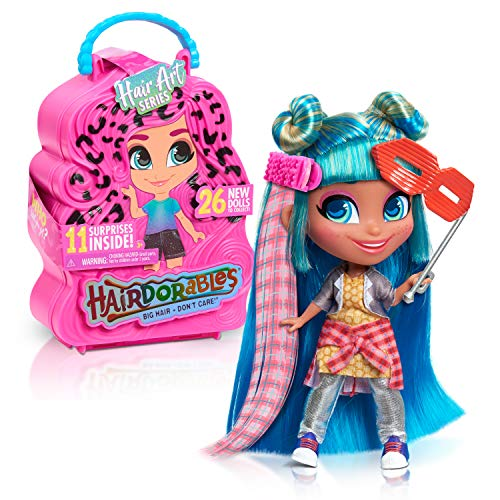 Hairdorables Series 5 Hair Art is one of the latest toys for preschool girls