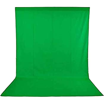 Hanumex Green Backdrop Photo Light Studio Photography Background Accurate 8x12 Ft for Studio - Camera Accessory
