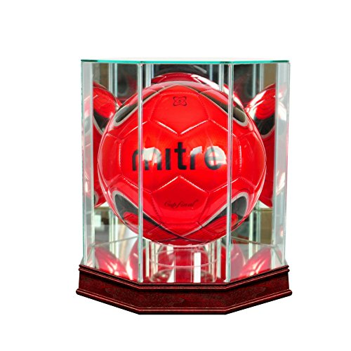 Perfect Cases Octagon Soccer Ball Display Case