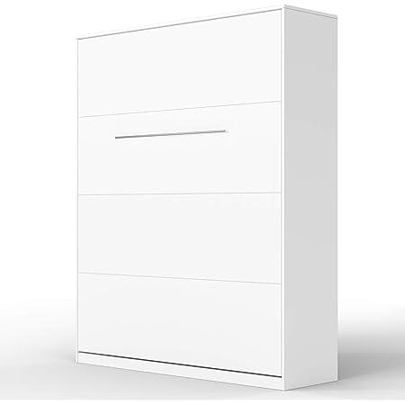 SMARTBett Standard 120x200cm Vertical Blanco Alto Brillo ...