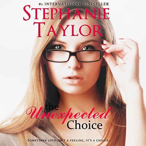 The Unexpected Choice audiobook cover art