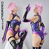 コスプレ衣装◆Fate/Grand Order/マシュ・キリエライト+靴下 コスチューム cosplay