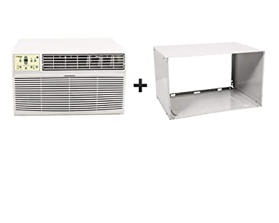 Koldfront WTC8001WSLV 8,000 BTU Through the Wall Air Conditioner