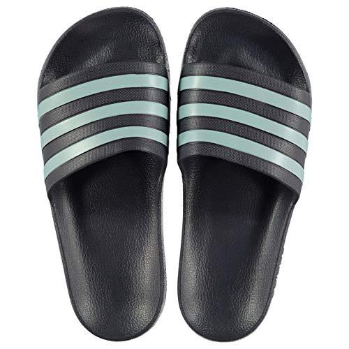 adidas Adilette Aqua, Zapatos para Hombre, Azul, 43 1/3 EU