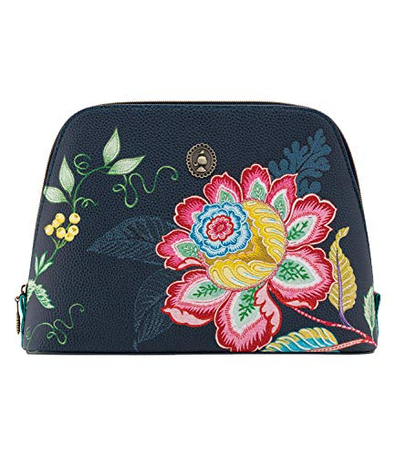 PIP Studio Kosmetiktasche Jambo Flower | Blue - Large