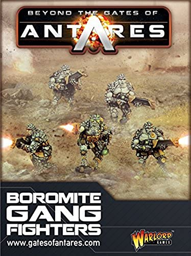 conveniente Beyond The Gates of of of Antares - Boromite Gang Fighters - Warlord Games by Gates of Antares  tienda en linea