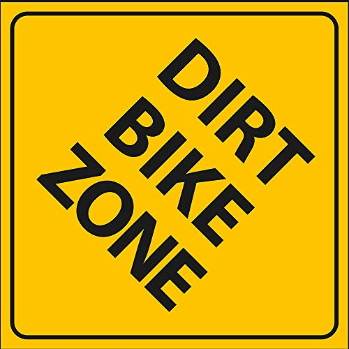 Dirt Bike Party Sign 6